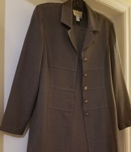 SIZE 12  COAT & DRESS